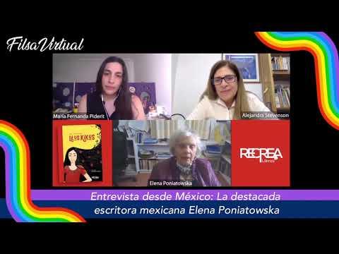 Vidéo de Elena Poniatowska