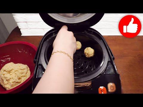 Есть дома творог? Простейший рецепт творожных булочек в мультиварке без дрожжей, Быстро и Просто!