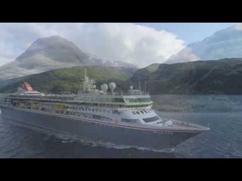 Cruising the Fjords of Norway with Fred. Olsen - cruise M1920