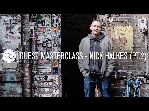 Nick Halkes Guest Talk: Progressing in the Music Industry (Part 2)