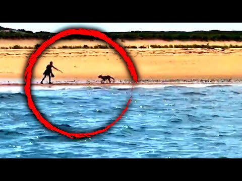 Woman Being Stalked by a Coyote Gets Rescued by Boater