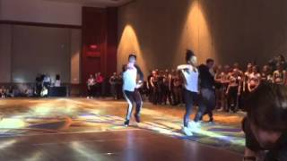 Downtown choreo by Kyle Hanagami