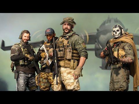 Call of Duty®: Modern Warfare®   Warzone シーズン4公式トレーラー