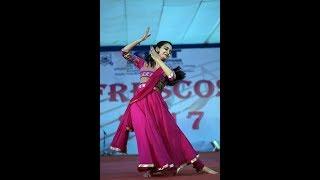 Main tenu samjhava ki Kathak dance | Shreya singh | kiet | Phoenix Dance crew.