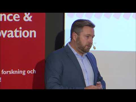 Industrial Digitalization - 5G with Mikael Jeppling, Telia at Science & Innovation Day 2018
