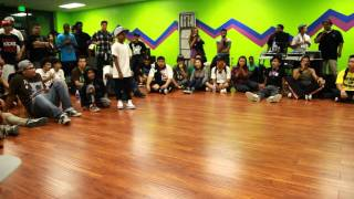 Lil Kida Vs. Animal | Bring Back The Funk Semi-Finals| September 2011