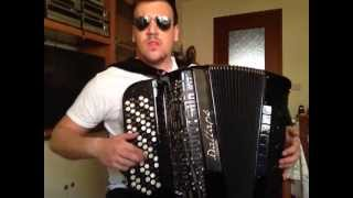 Marko Milutinović - PSY - GENTLEMAN - Balkan Accordion Version (OFFICIAL VIDEO) █▬█ █ ▀█▀