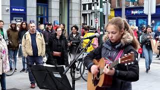 Allie Sherlock Live cover of Let Her Go by Passenger