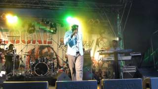 Chezidek live @ Reggae Jam 2015 Part 1 [Full HD]