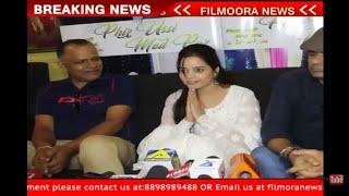 Shikha Itkan at Special Sreening ''Phir Ussi Mod Par'' Movie 2018 width=
