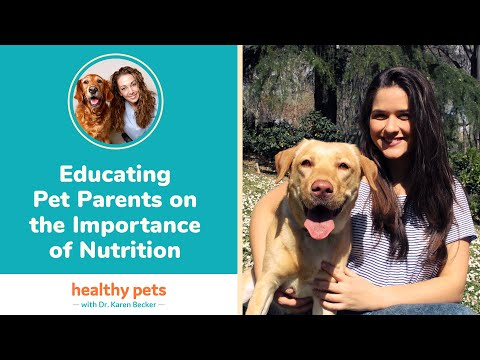 Educating Pet Parents on the Importance of Nutrition