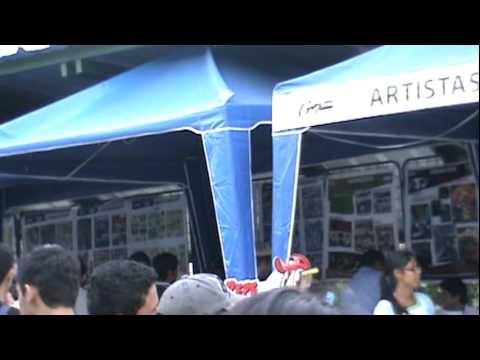 Paseo por Plaza Colón 2010 2da Parte.MPG