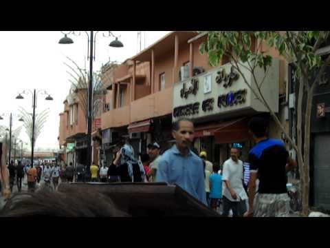Streets of Marrakesch