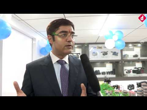 Manish Sharma, President & CEO, Panasonic India & South Asia on 4K Cameras    Digit.in