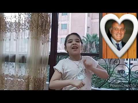 أغنية ارسم قلب❤ للجميلة الموهوبة / مريم بيشوى بلغة الإشارة 🥰🤩💕💞🧡💜