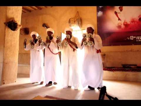 Gnawa Berber Tribe Music and Dance