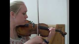 Irene's Theme violin cover from BBC Sherlock