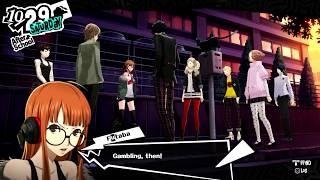 Persona 5 -   Futaba snacth Akechi Phone! Justice Confidant rank 6!
