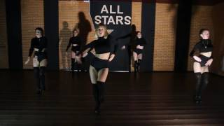 Jeremih feat Shlohmo – Fuck You All the Time.LaDy Style by Kate Gladkova All Stars Dance Centre 2016