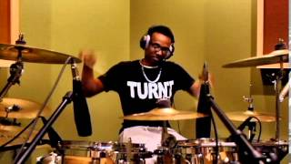 #Supa-Ty $-Paranoid ft Joe Moses-Drum Cover