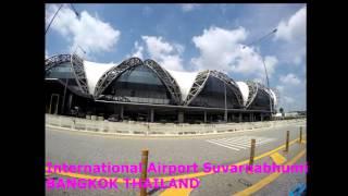 Thailand 2015 cesta a přílet