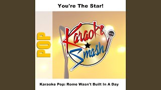 Wonderwall (Karaoke-Version) As Made Famous By: Mike Flowers & The Pops
