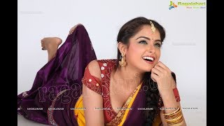 Ashmitha Sood Hot Cleavage Video Don't Miss It width=