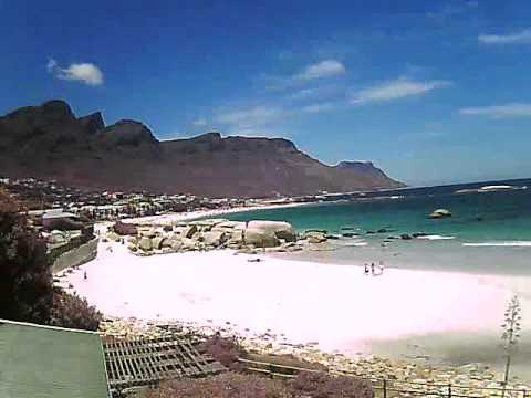 Timelapse Video – Glen Beach & Camps Bay – 25/12/2010