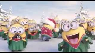 Feliz natal dos minions