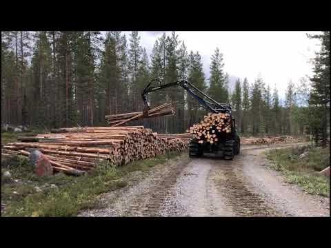 VIMEK DEMO IN LOMTRÄSK, AUGUST 2020