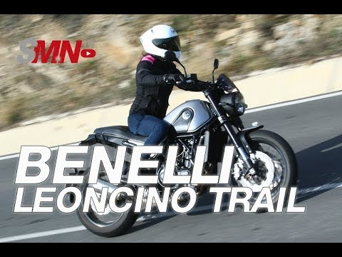 Prueba Benelli Leoncino Trail 2018 [FULL HD]