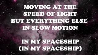 Jack Mushroom - Spaceship Lyrics (OFWGKTA)