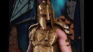 Roman Reigns Epic Wrestlemania 34  Entrance