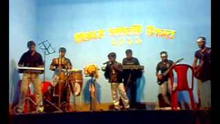 Ayan Dhar of Zee-Bangla Live Performance with Apple Woods.mp4