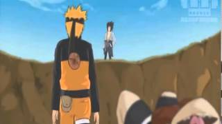 Naruto vs Sasuke Parodia | German Garmendia