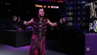 WWE 2K18 Woken Matt Hardy Entrada PS4