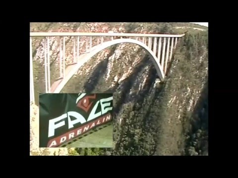 Flying Nex – Bungee Jumping, Bloukrans Bridge- Adventure South Africa 2010.mp4