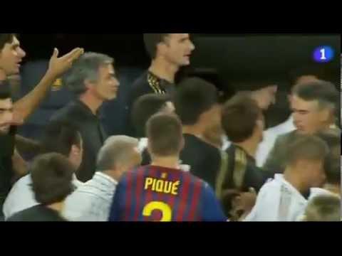 Mourinho zaatakował Vilanowę