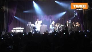 La Fouine & Soprano - Ca Fait Mal (Remix) - Live exclusif pour TRACE Urban