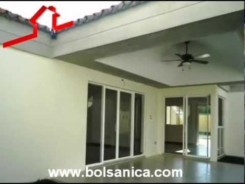 Alquiler o Venta de Casa nueva en Las Cumbres, Managua.