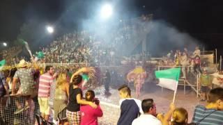 Zum Zum 2017, final del carnaval de Paso de los Libres