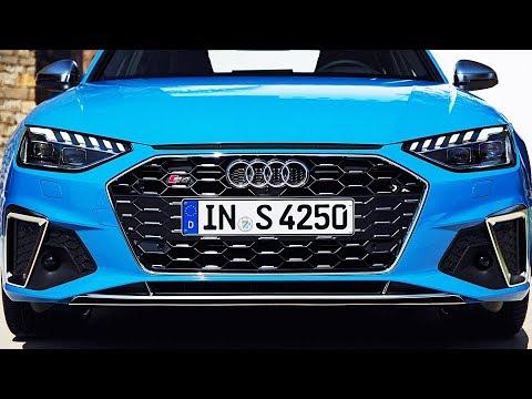 2020 Audi S4 TDI Hybrid ? Specs, Design, Driving