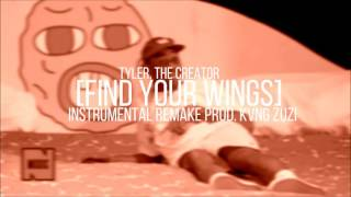 Tyler, The Creator | Find Your Wings (Instrumental) | Prod. KVNG Zuzi