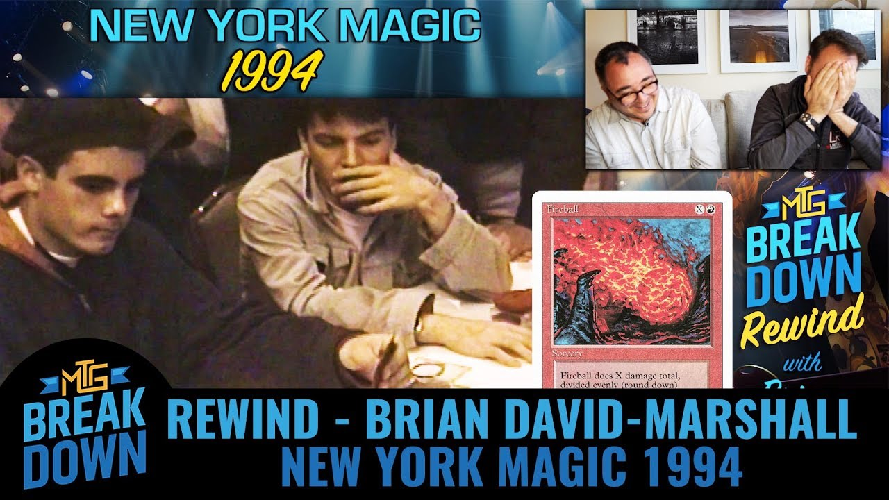 Video Of An Early Magic Tournament Is An Awesome Piece Of Game History