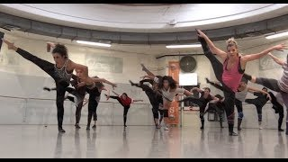 Pink - What About Us - Choreography by Alex Imburgia, I.A.L.S. Class combination