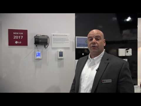 LG Unveils Next-Generation VRF Air Conditioning Systems, Groundbreaking New Controls Suite