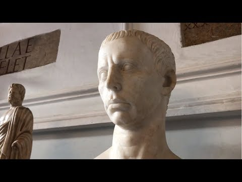 Looking into the Marble Face of Rome