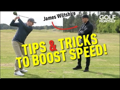Tips & tricks to boost clubhead speed I PROJECT 175 Part 3 I Golf Monthly