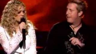 Carrie Underwood and Rascal Flatts god bless the broken road