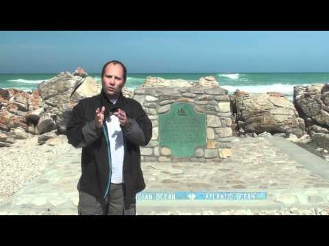 Cabo das Agulhas, onde os oceanos se encontram!
